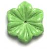 20mm Stoneflower Reconstructed Olivine Semi-Precious Stone